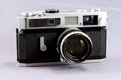 Canon 7, 1961