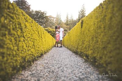 Tosin & Charles | Engagement - Victoria BC