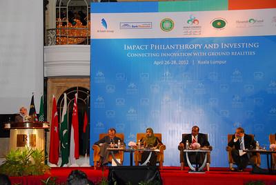 Global Donors Forum 2012, Kuala Lumpur