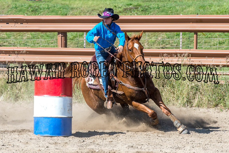 Jr. and High School Rodeo March 5, 2016