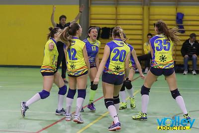 CO-u16f SemiFinale: Virtus Cermenate - Volley Longone