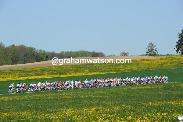 04.28 - Tour of Romandie: Stage 1