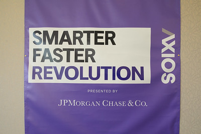 Event - Axios - Smarter Faster Revolution