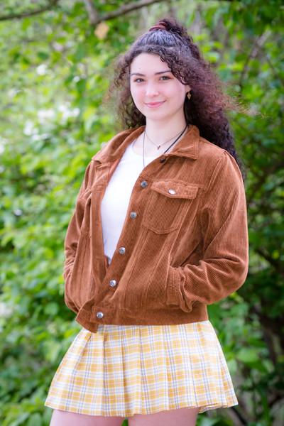Mia Marino Senior Finals
