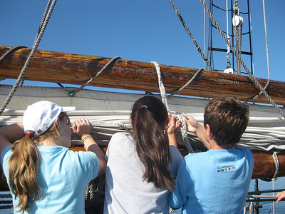 San Juan Sailing Trip (Middle School)
