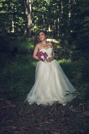 Clay Bouquet | Brides & Fairies