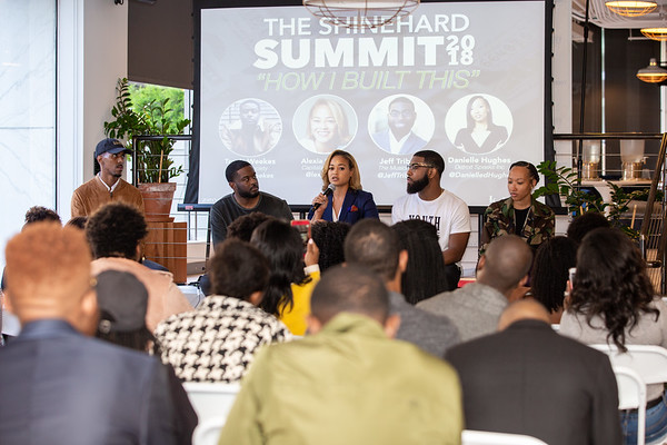 Shine Hard Summit 2018