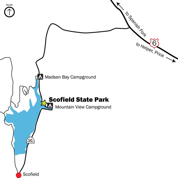Scofield State Park