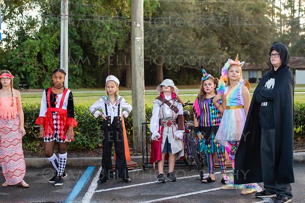 Quality Health Fall Festival Costumes