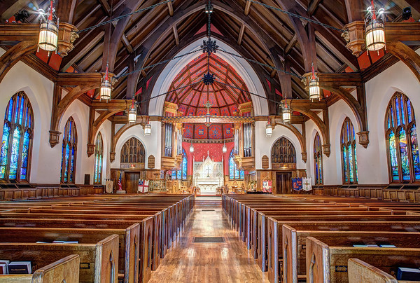 ALL SAINTS EPISCOPAL CHURCH