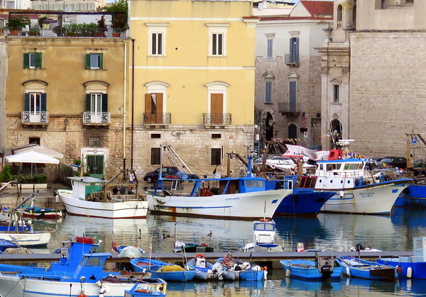 TRANI, ITALY - REGION OF PUGLIA
