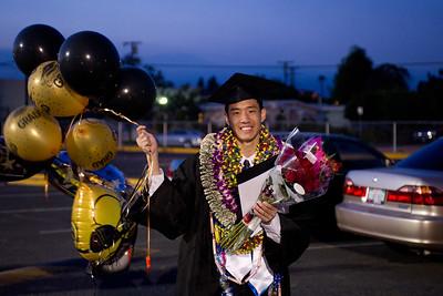 6.16.2011 / Anthony's Graduation / La Puente, California