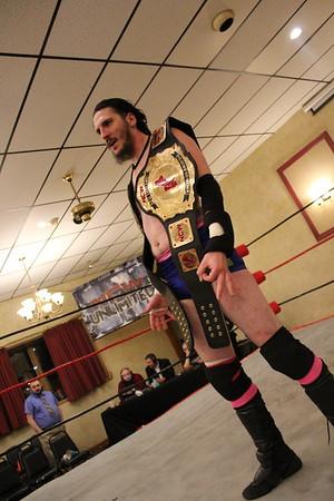 NCW New England Championship & Proving Ground Championship Mike Montero with Detox vs. Dick Lane