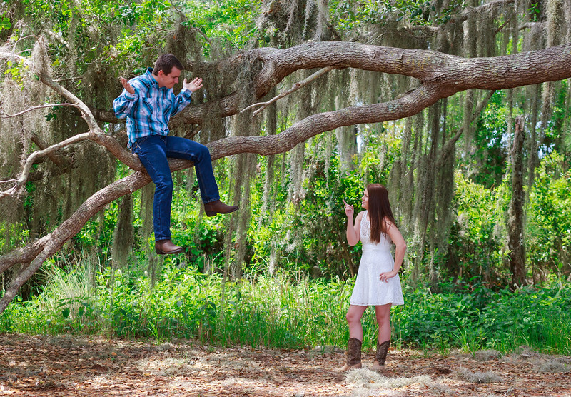 R. Hickman Photography-Brevard County Wedding Photographer - Palm Bay Wedding Photographer-Weddings-Engagement - Cat Lake 9.jpg