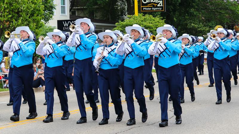 Mt. Horeb Summer Frolic Parade 2019