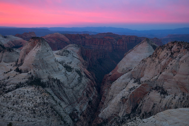 West Rim Sunrise III