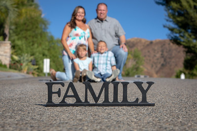 Family Photos - Sept 22, 2018