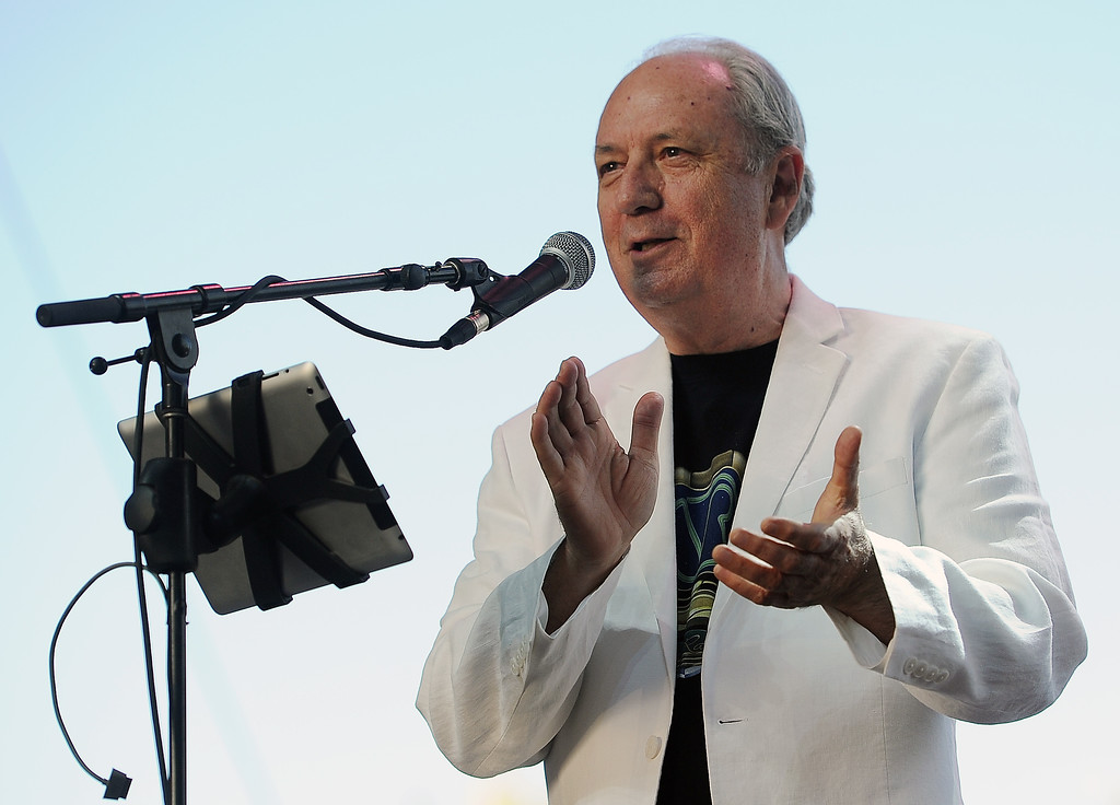. Michael Nesmith and the First National Band performs Sept. 15 at the Kent Stage. For more information, visit thekentstage.com/event/1713236-michael-nesmith-first-kent. (Photo by Chris Pizzello/Invision/AP)