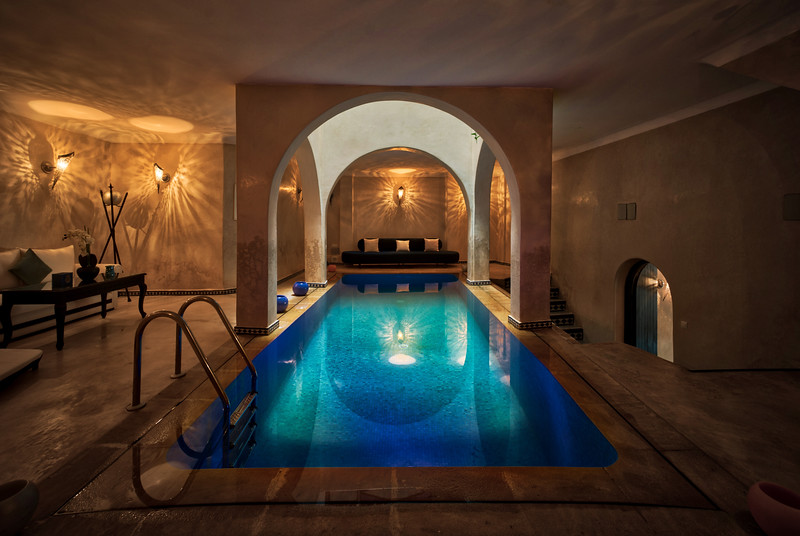 Spa in Chefchaouen