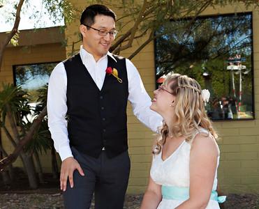 Anika & Drew's Wedding {Preview}
