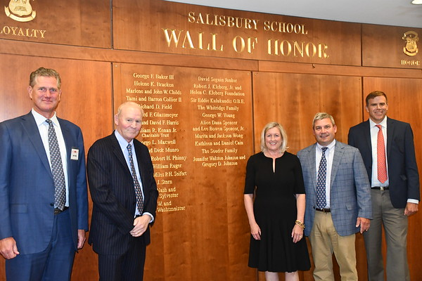 Johnson Wall Dedication