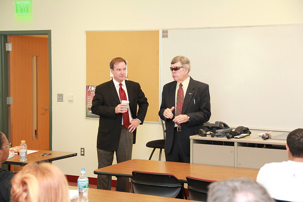 Attorney General Bill Schuette visits RC