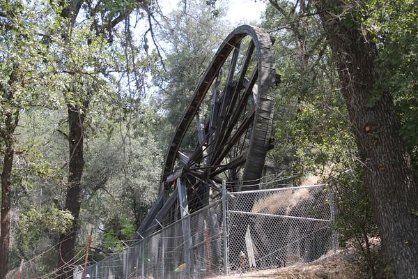 Tailing Wheel Repair in Jackson California