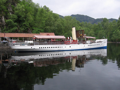 Loch Katrine July 2006