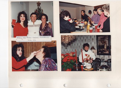 12-22-1993 Montano Holiday Party