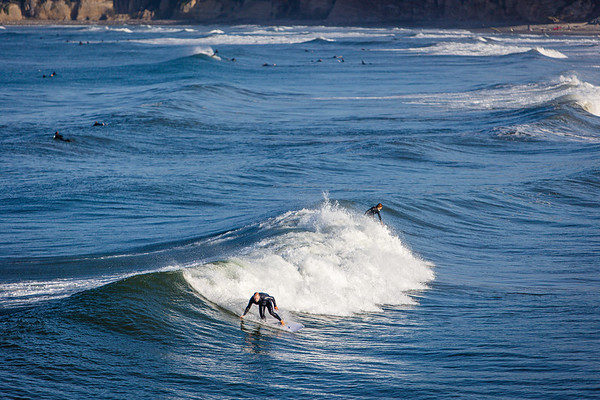 San Diego Surfing - 3-22-21