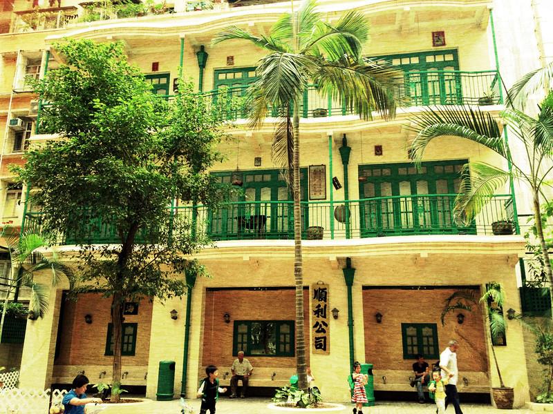 Colonial nostalgia