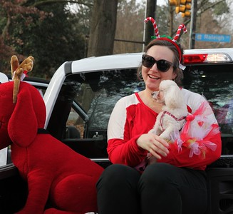 CHPL at Holiday Parade 2015