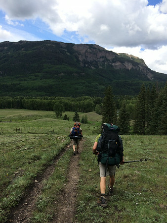 Backpacking the Conejos