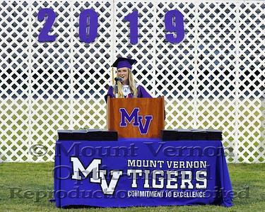 2019 MVHS Graduation Speakers