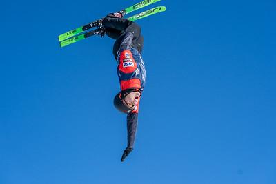 2020 FIS FREESTYLE SKI WORLD CUP TRAINING DAY 1 Aerials JPG