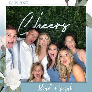 Brad + Sarah Wedding