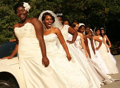 Brides on a Dime