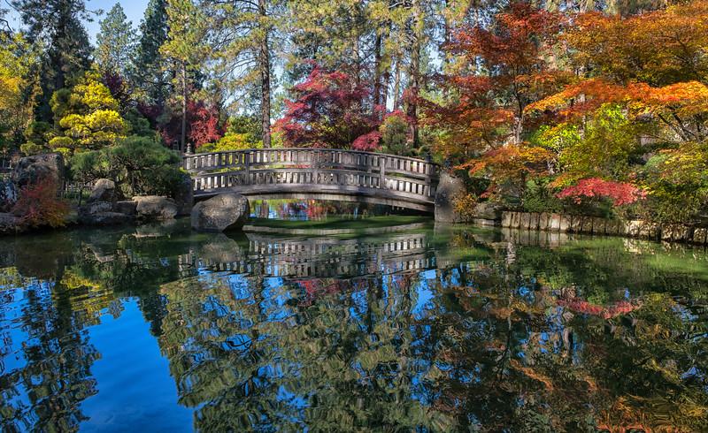 Spokane's Japanese Garden