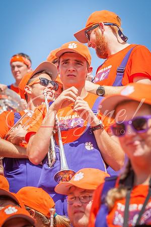 Clemson vs South Carolina State - Photos by Christopher Sloan and Tamara Bowen