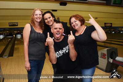 Three Chicks and a Dick - Punk Rock Bowling 2012 Team Photos -  Gold Coast - Las Vegas, NV - May 26, 2012