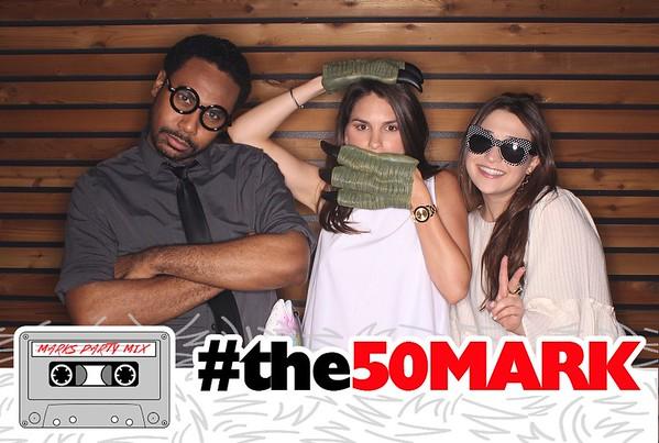 #The50Mark 06/01/17