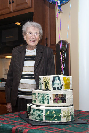 Grandma's 100th Birthday