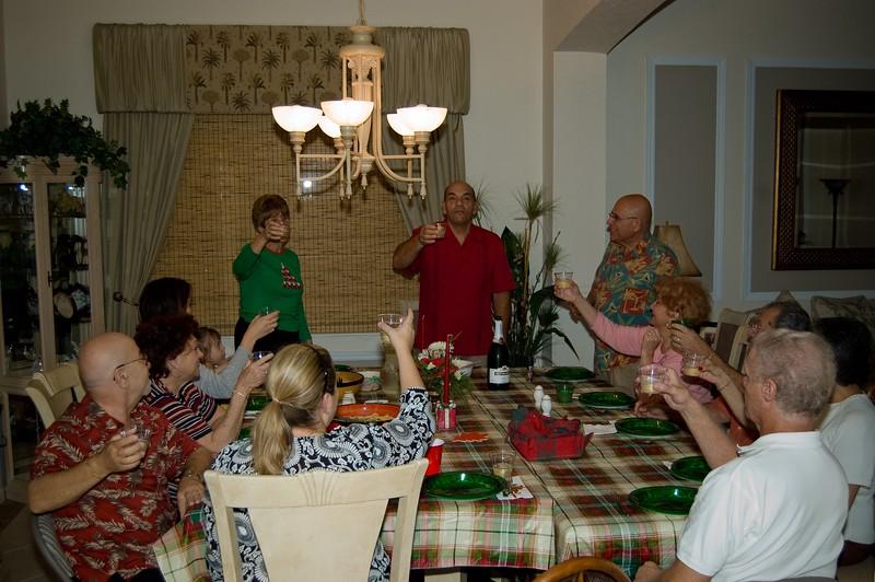 Christmas Eve 2007
