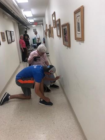 Companions Service Immersion, Buffalo, June 2019