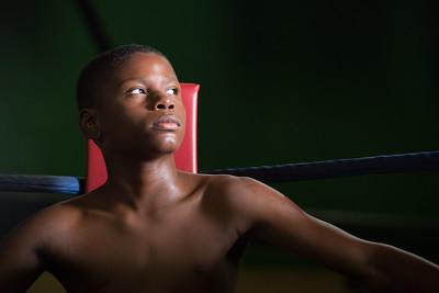 JackRabbit Boxing & Automobiles Photoshoot