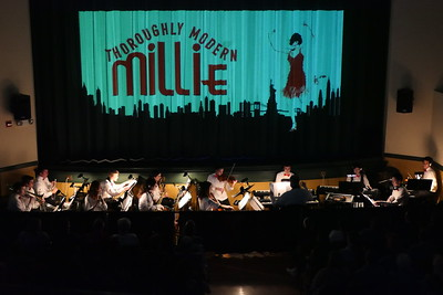 "LHS Drama Production - PIT ""Millie"" 04/07-04/08/17"
