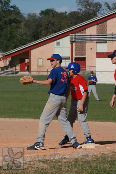 2009 Kirby Smith Baseball - 4-7-09