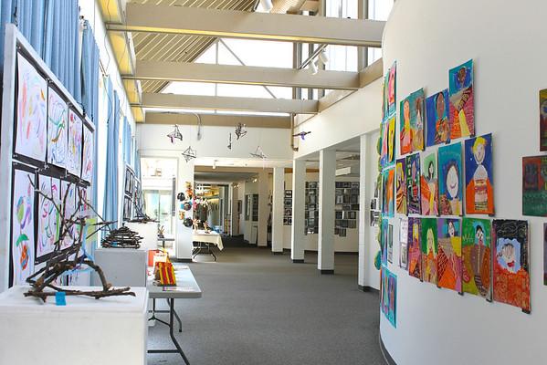 Lower School Art Exhibit & Reception