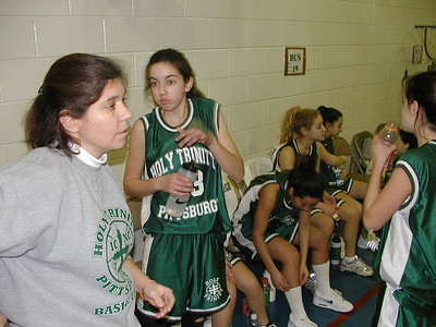 GOYA Holy Cross Basketball Tournament - February 21, 2003