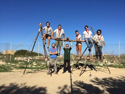 Pioneering Camp
